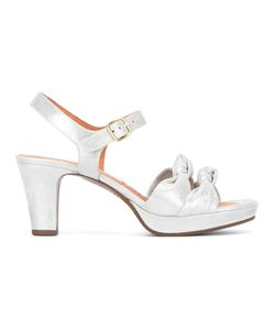 Chie Mihara | Double-Tie Sandals 38