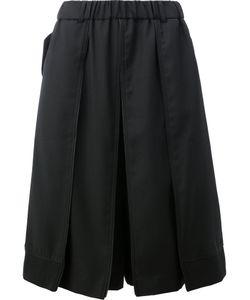 MOOHONG | Pleat Detail Shorts Size 46