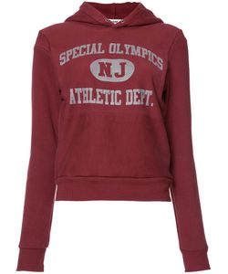 Re/Done | Reconstructed Special Olympics Hoodie Size