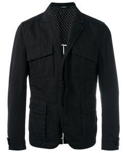 Dolce & Gabbana   Cargo Jacket 50 Cotton/Linen/Flax/Polyamide/Viscose