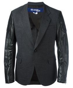 JUNYA WATANABE COMME DES GARCONS | Junya Watanabe Comme Des Garçons Man Paneled Blazer Size Large