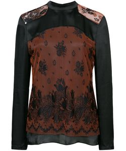 Creatures of the Wind | Lace Panelled Blouse Women