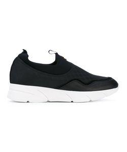 Blumarine   Elasticated Slip-On Sneakers 36