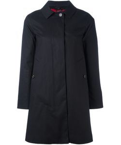 SEALUP | Lateral Pockets Mid Coat Women
