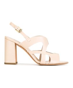 Fratelli Rossetti | High Heel Sandals 39.5 Leather