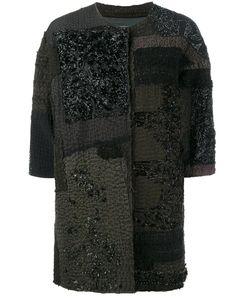 BY WALID | Delya Coat Medium Silk/Cotton