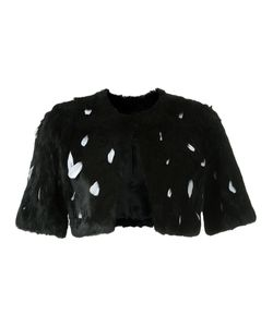 Andrea Bogosian | Rabbit Fur Jacket