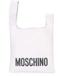 Moschino | Logo Tote Calf Leather
