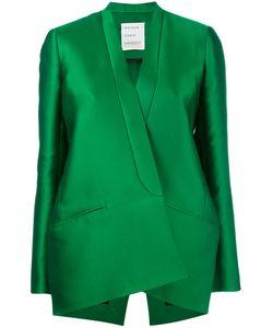Maison Rabih Kayrouz | Large Blazer 38 Acetate/Cupro/Polyester/Silk