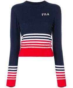 Fila   Striped Sweatshirt Women M
