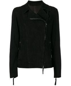 SALVATORE SANTORO   Biker Jacket 42 Leather