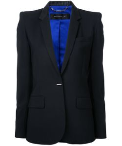 Barbara Bui | Flap Pockets Fitted Blazer