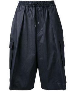 JUUN.J | Wide Cargo Shorts 44 Cotton