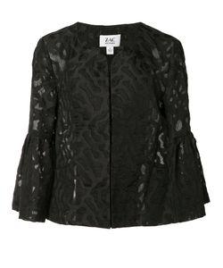 Zac Zac Posen | Tegan Jacquard Jacket 4 Cotton/Nylon/Polyester