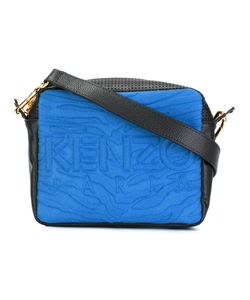 Kenzo | Kombo Crossbody Bag Nylon/Cotton/Leather