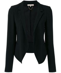 Vanessa Bruno | Fitted Blazer 36 Acetate/Viscose/Silk