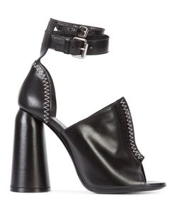 Ellery | Chunky Heel Sandals 36 Leather
