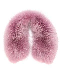 MR & MRS Italy | Fur Scarf Racoon Fur