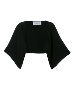 Gianluca Capannolo | Wide Sleeve Cropped Jacket Size 44