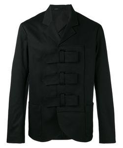 WALTER VAN BEIRENDONCK VINTAGE | Walter Van Beirendonck Multi-Strap Blazer Size 50