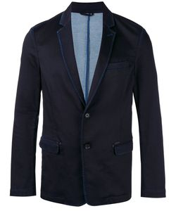 Diesel | Two-Button Blazer Xl Cotton/Polyester/Spandex/Elastane