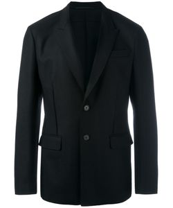 Givenchy | Two Button Blazer 50 Wool/Polyester/Polyamide/Cotton
