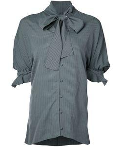 J.W. Anderson   J.W.Anderson Striped Blouse Size 8