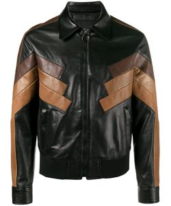 Neil Barrett | Retro Leather Blouson
