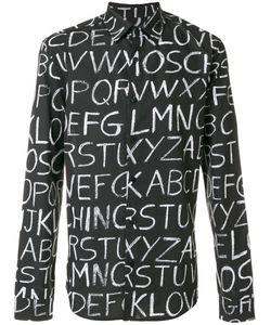 Love Moschino | Рубашка С Принтом Букв