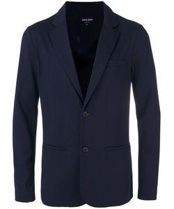 Giorgio Armani | Welt Pocket Blazer 54 Viscose/Polyamide/Spandex/Elastane/Cupro