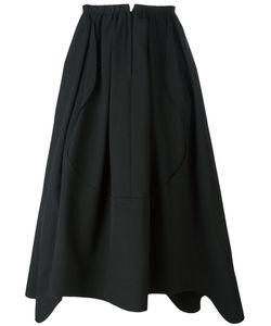 COMME DES GARCONS COMME DES GARCONS | Comme Des Garçons Comme Des Garçons Wave Detailed Skirt