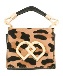 Dsquared2 | Leopard Print Clutch Bag