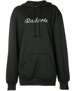 Rodarte | Logo Hoodie S