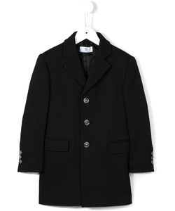 Young Versace | Button Front Coat 8 Yrs