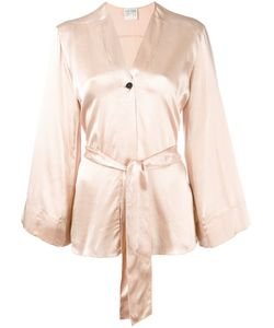 Forte Forte | Silky Tied Blouse