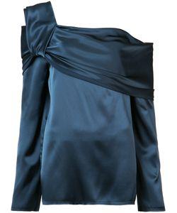 BAJA EAST | Draped One Shoulder Top Size 2