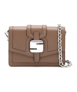 Serapian | Logo Buckled Bag Women Calf Leather/Metal Other