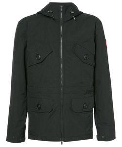 Canada Goose | Zip-Up Hooded Jacket Size Large
