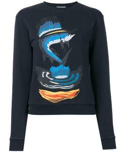 J.W. Anderson | J.W.Anderson Shark Print Sweatshirt Medium Cotton