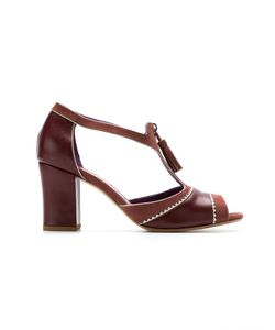 Sarah Chofakian | Chunky Heel Pumps Size 37