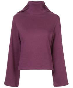 Y / PROJECT | Layered Arm Detail Sweatshirt Women