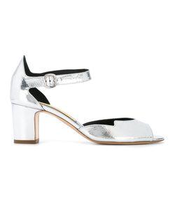 Rupert Sanderson | Low Heel Sandals 37.5 Leather