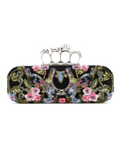 Alexander McQueen | Knuckle Long Box Clutch