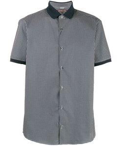 Michael Michael Kors | Printed Shortsleeved Shirt Size Medium