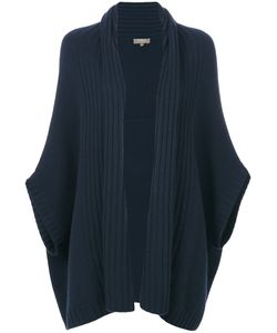 N.PEAL | Ribbed Knit Cardigan Women One