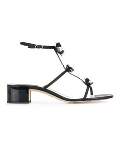 Rene' Caovilla | René Caovilla Flower Embellished Sandals