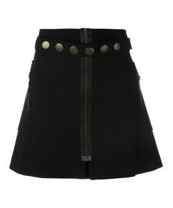 ROMEO GIGLI VINTAGE   Short Studded Skirt 42