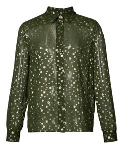 VANESSA SEWARD | Sheer Spot Shirt Size 36