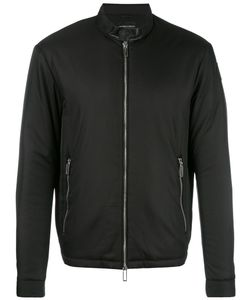 Emporio Armani | Zipped Pocket Jacket Large Lamb Skin/Polyester