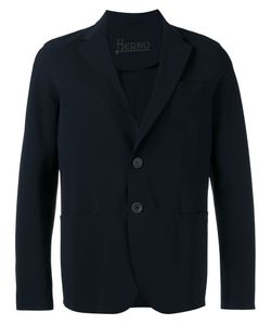 Herno | Single Patch Pocket Blazer 50 Polyamide/Spandex/Elastane